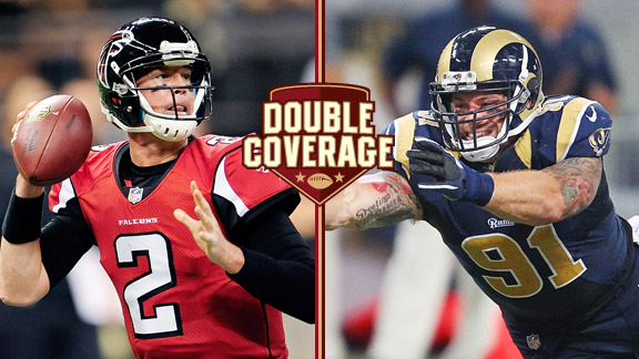 Double Coverage: Rams-Falcons