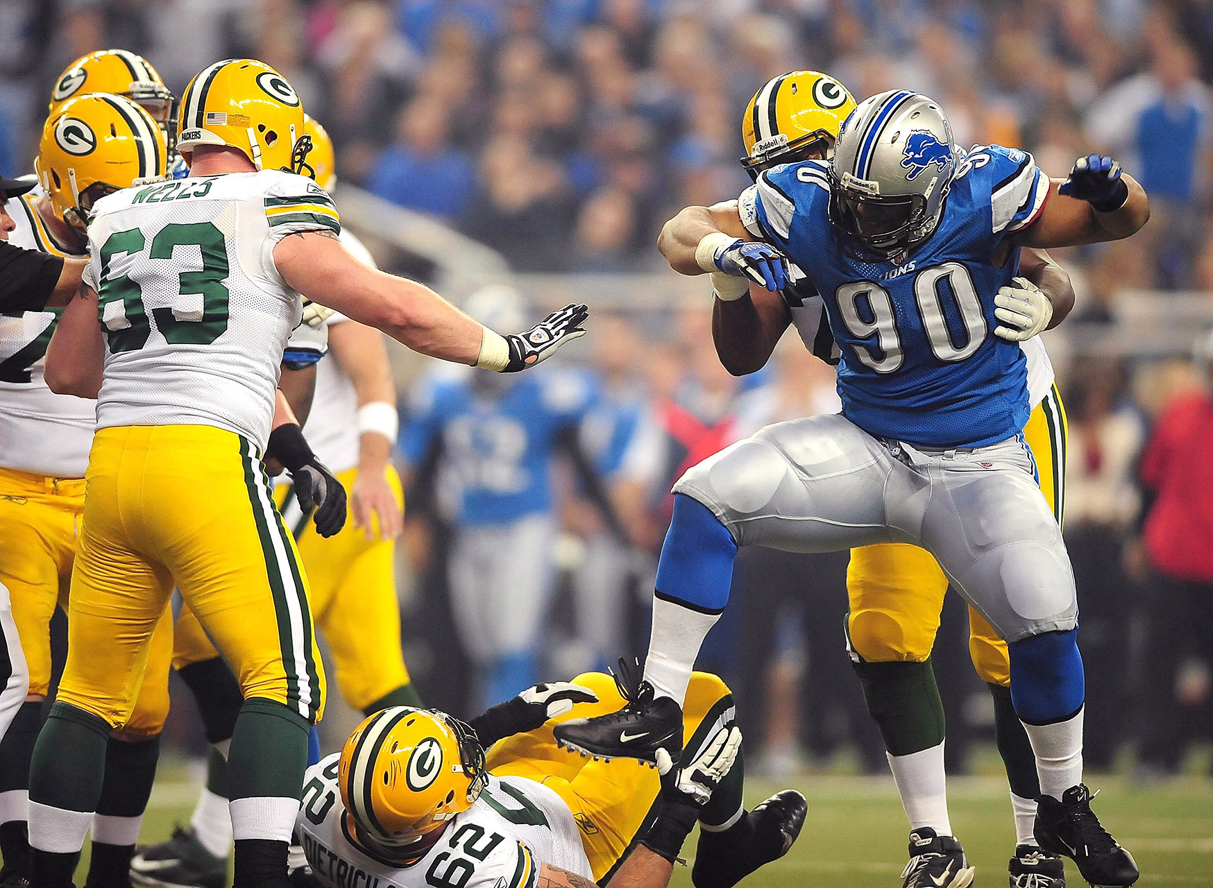 The Players Choice Ndamukong Suh Most Feared Player ESPN