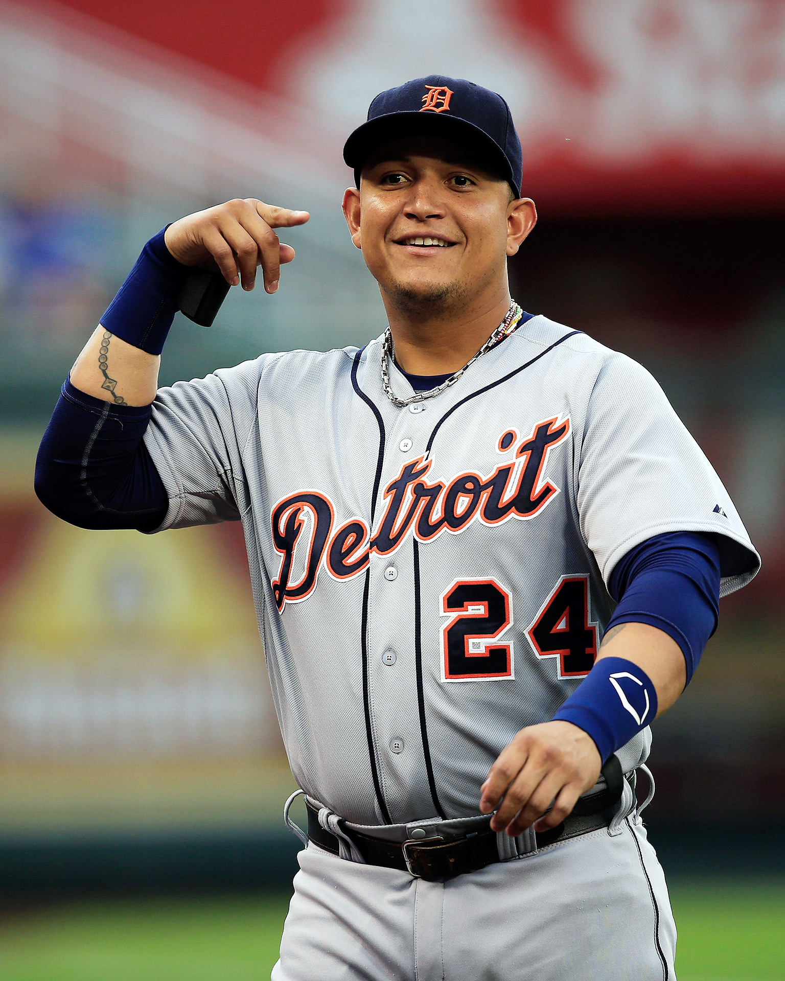 3. Miguel Cabrera, Tigers - 9 percent - Face of Baseball ... Miguel Cabrera Fantasy 2019