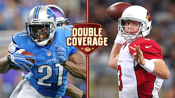 Double Coverage: Lions at Cardinals