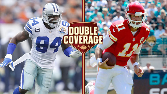 Double Coverage: Cowboys at Chiefs
