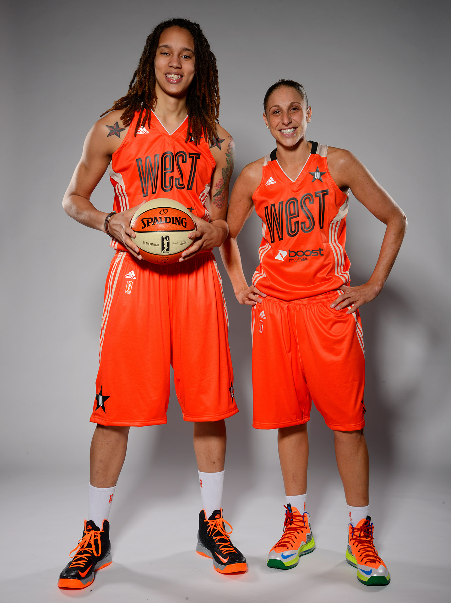 Pursuing Perfection Brittney Griner And Diana Taurasi Flashback Defining Moments Espnw