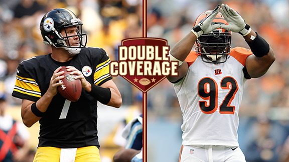 Double Coverage: Steelers at Bengals