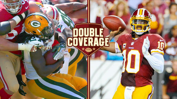 Double Coverage: Redskins at Packers