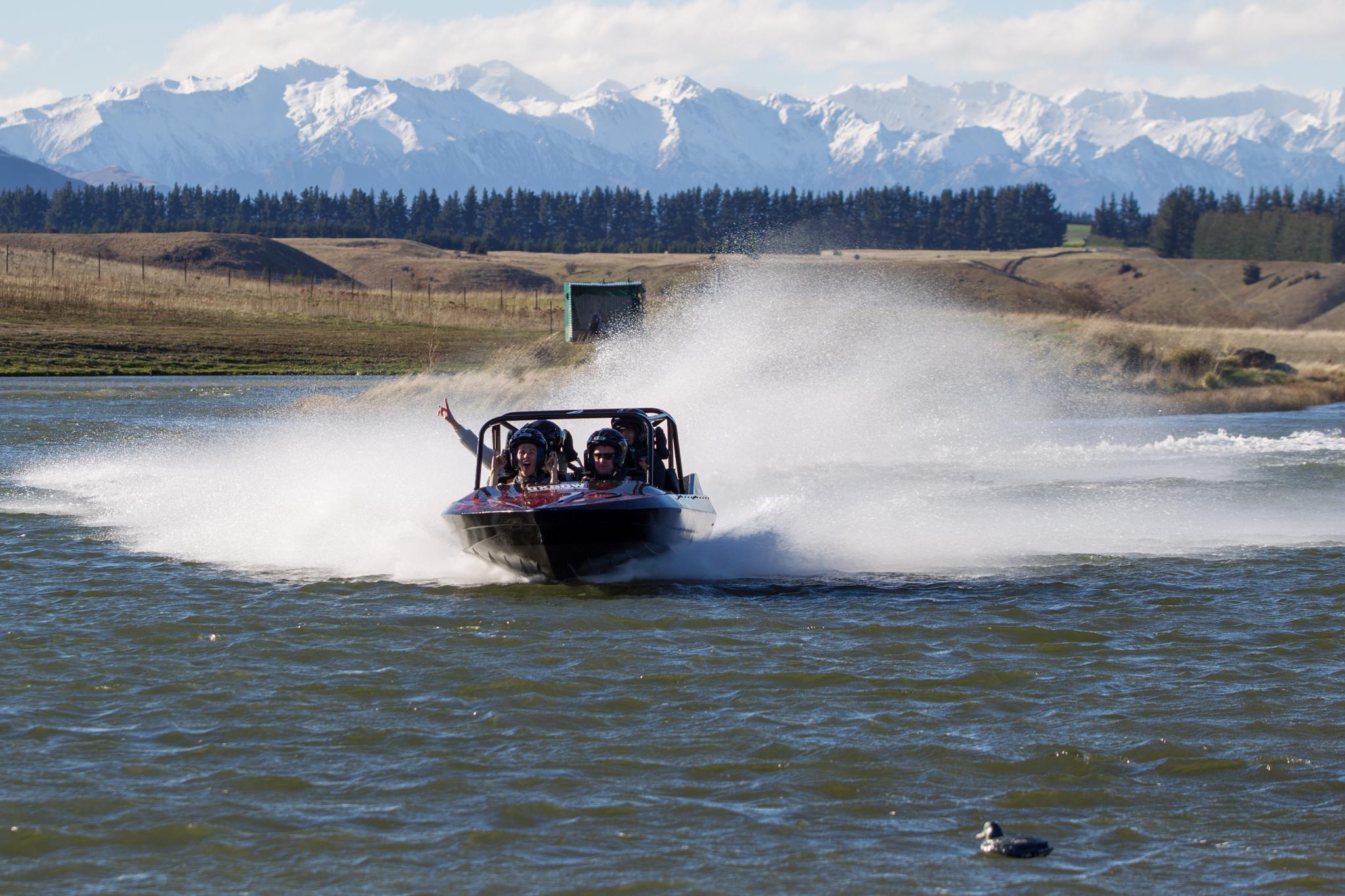 Jet Boat fun ride