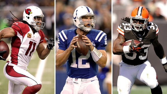 Fitzgerald, Luck, Richardson