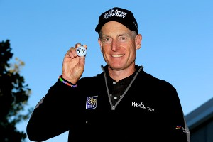 Jim Furyk's 59 was the sixth in PGA Tour history and the first time anyone shot that magical number with a bogey on their card.