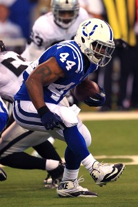 'Next man up' with Vick Ballard out