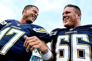Philip Rivers, Jeromey Clary
