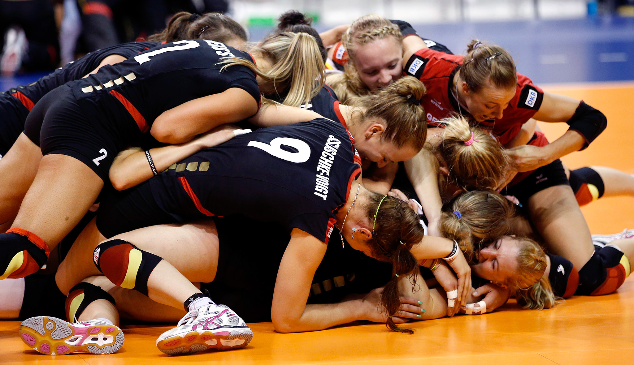 European Volleyball Championships