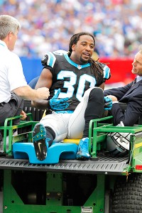 Panthers' Godfrey (Achilles) out for season