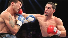 Danny Garcia and Lucas Matthysse