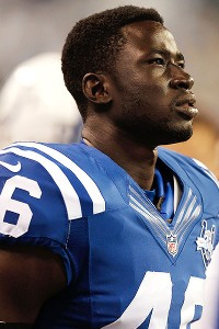 Colts activate Kenyan ex-rugby star Adongo