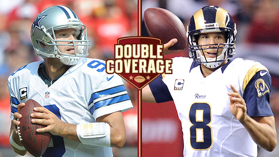 Double Coverage: Rams at Cowboys