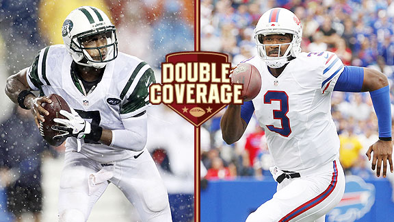 Double Coverage: Bills at Jets