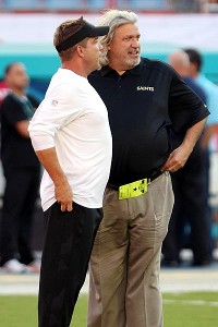 Sean Payton and Rob Ryan