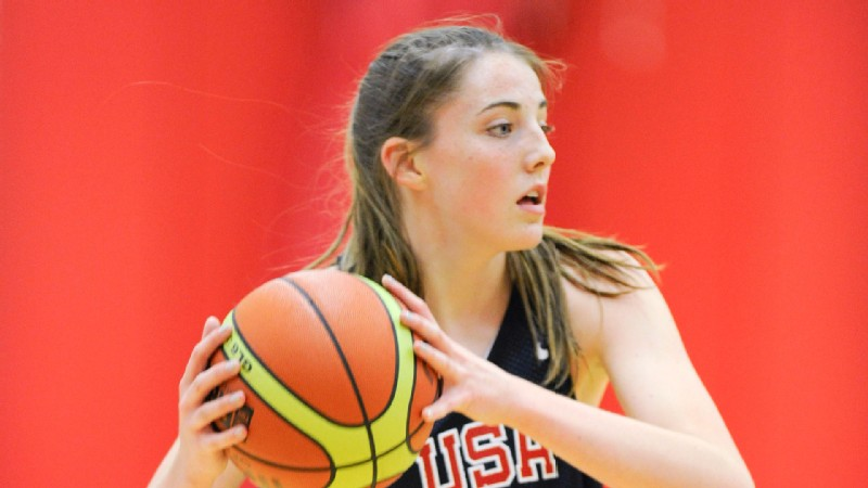 Katie Lou Samuelson has a sweet shot, a quick release and a range that would be the envy of some NBA players.