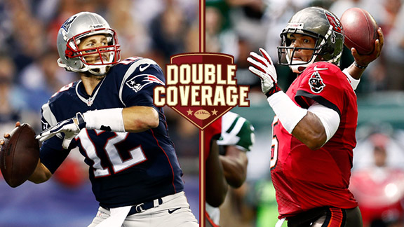 Double Coverage: Buccaneers at Patriots