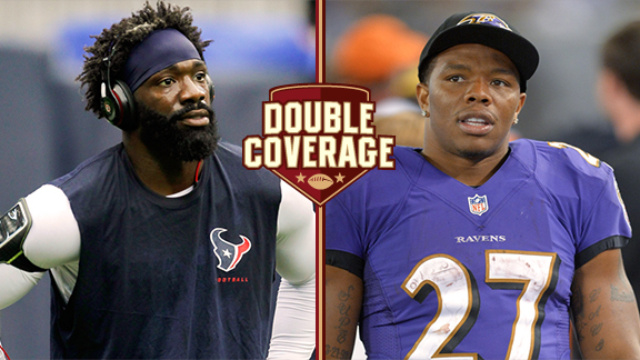 Double Coverage: Texans at Ravens