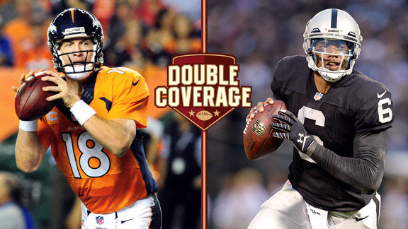 Double Coverage: Raiders at Broncos