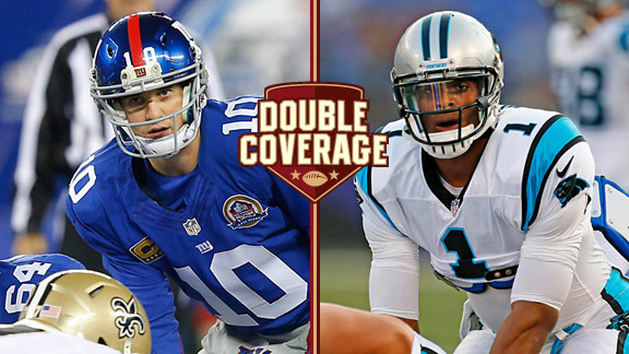 Double Coverage: Giants at Panthers