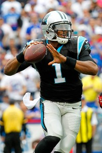 Too much pressure on Cam Newton to win