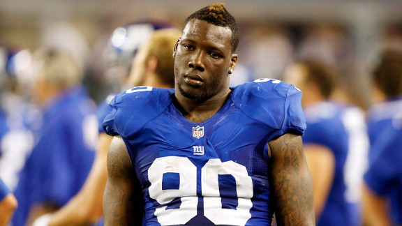 JPP of old is cure for Giants' pass rush