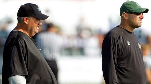 Rex Ryan, Mike Pettine