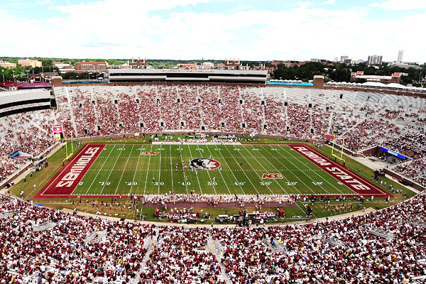 Doak Campbell Stadium has Fsu Football Stadium