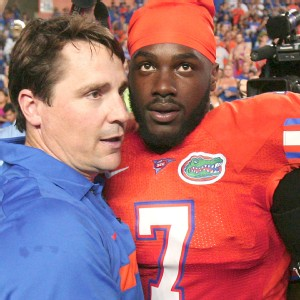 Will Muschamp and Ronald Powell