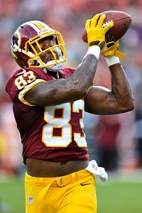 NFL suspends Redskins TE Davis indefinitely