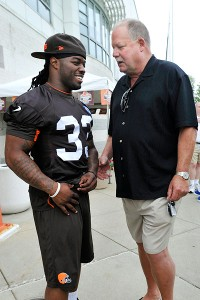 Mike Holmgren, Trent Richardson