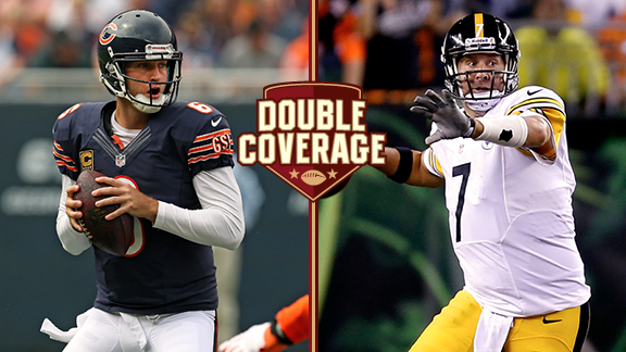 Double Coverage: Bears at Steelers