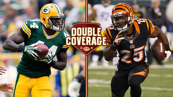 Double Coverage: Packers at Bengals