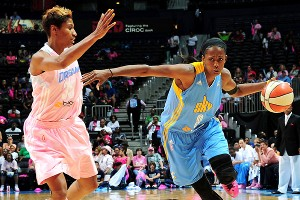 Swin Cash, Angel McCoughtry