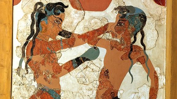 Greek Boxers