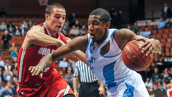Xavier Munford, Aaron Craft