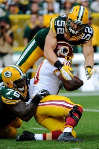Packers' pass rush tough to assess