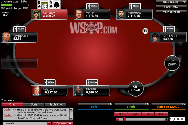 united states online poker rooms