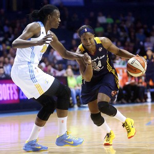 Tamika Catchings, Sylvia Fowles