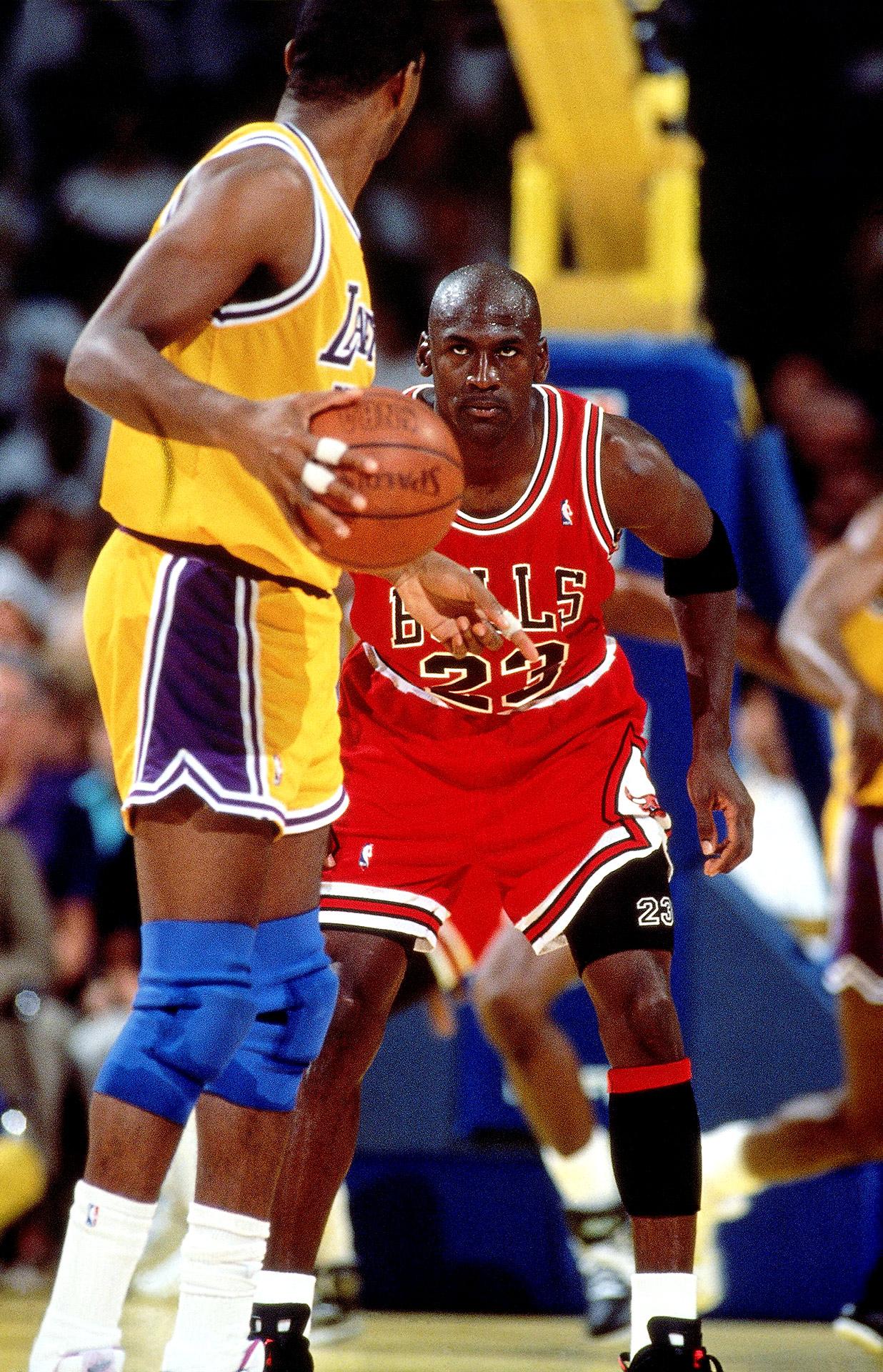 MJ vs. MJ - Michael Jordan Moments - ESPN