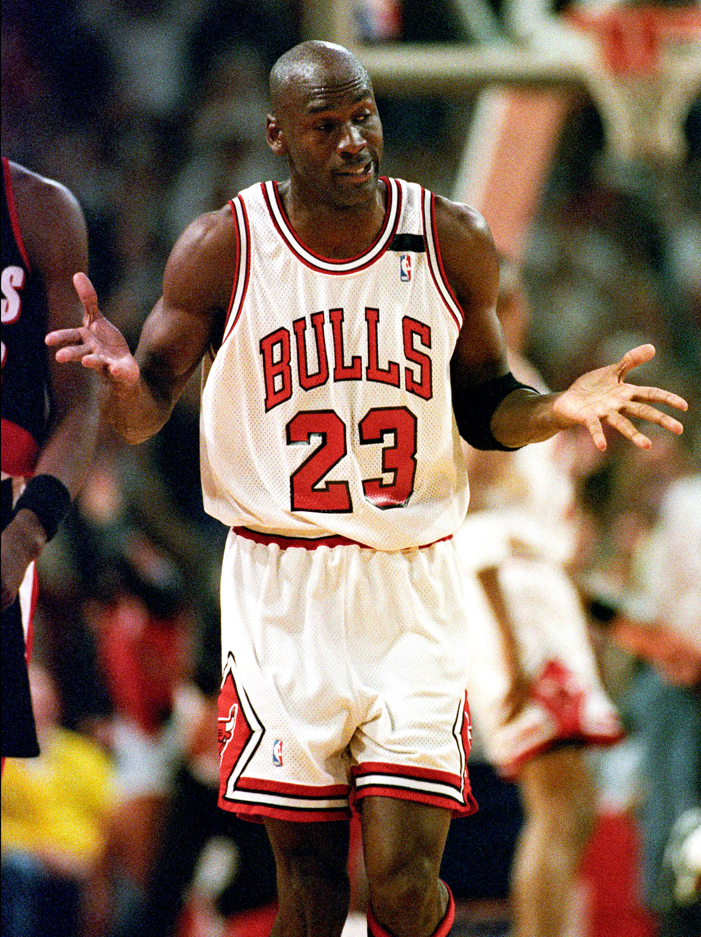 The Shrug - Michael Jordan Moments - ESPN