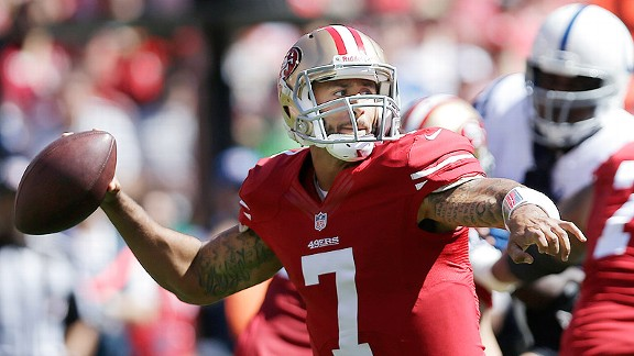 Floundering 49ers have big problems