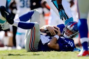 Giants' Eli Manning