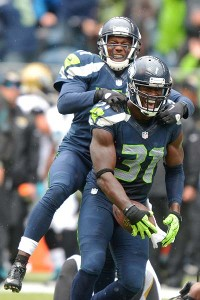 Kam Chancellor and Byron Maxwell