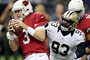 Carson Palmer and Junior Galette