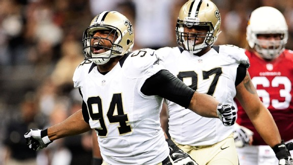 Saints' surging defense is the truth