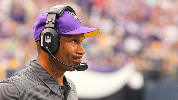 Spielman: 'The ownership hired Leslie'