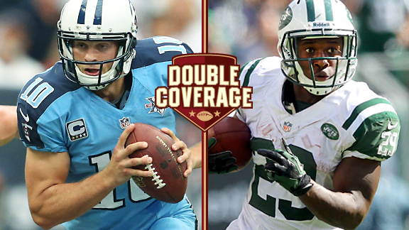 Double Coverage: Jets at Titans