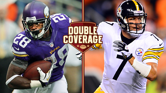 Double Coverage: Steelers at Vikings